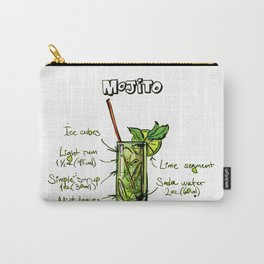Crazy Mojito Carry-All Pouch