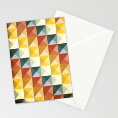 B/W/Y/O/R Stationery Cards