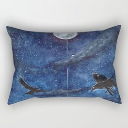 Old Gods III Rectangular Pillow