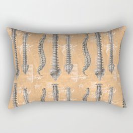 Spines Rectangular Pillow