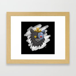 Meuwn Framed Art Print