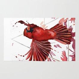 Air Cardinal Rug