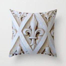 Vanderbilt Column Throw Pillow