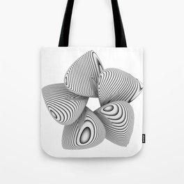 Bio Flower Art Print Tote Bag