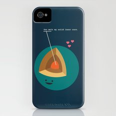 You Melt My Solid Inner Core Slim Case iPhone (4, 4s)