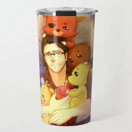 Markiplier is the savior of FNAF Travel Mug