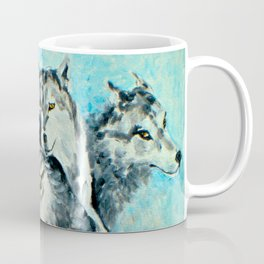 Our Brothers, the Wolves Coffee Mug