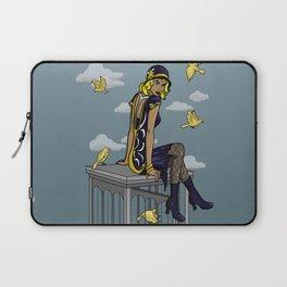 Black Canary  Laptop Sleeve