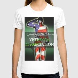 Veterans Appreciation T-shirt