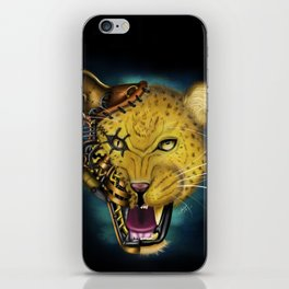 Mechanical Monsters: Leopard iPhone Skin