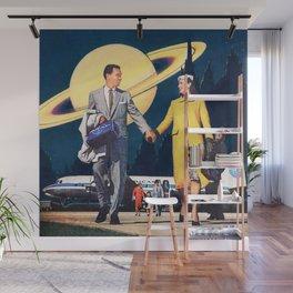 Hyperspace via Economy Plus Wall Mural