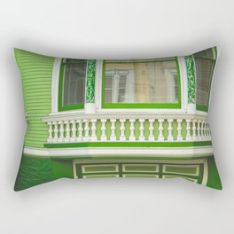 Untitled House 4 Rectangular Pillow