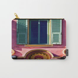 Colors of Maison Bonifassi in Vieux Nice Carry-All Pouch