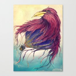 Who Said We Could Not Fly Away? Canvas Print