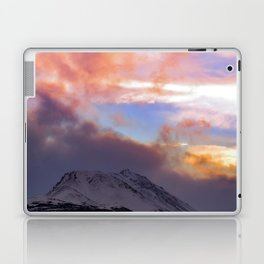 Flat Top Storm Clouds - Alaska Laptop & iPad Skin