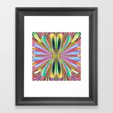 groovy Framed Art Print
