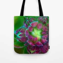 Center of Nature Tote Bag