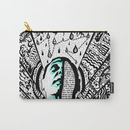I Just Worry About You Carry-All Pouch