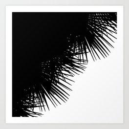 Billy Palms 45 Art Print