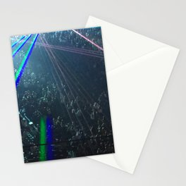 crowd is loud Stationery Cards