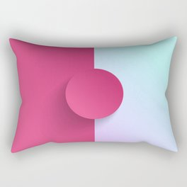Dribble-Bribble Rectangular Pillow