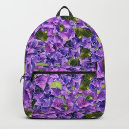 Hydrangeas Unending Backpack