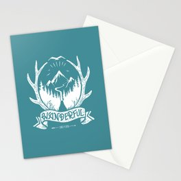 wanderful! Stationery Cards