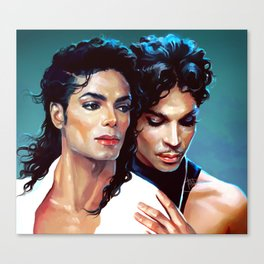 The Icons Canvas Print
