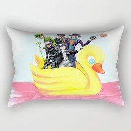 The Villains of a Bat Rectangular Pillow