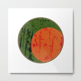 Eclipse Three Metal Print