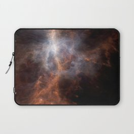 Ionized Carbon Atoms in Orion Laptop Sleeve