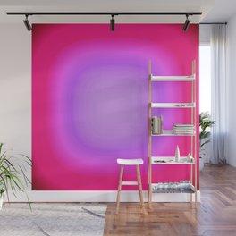 Pink Focus Wall Mural