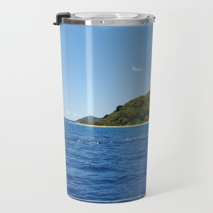 Sailing the BVI Travel Mug