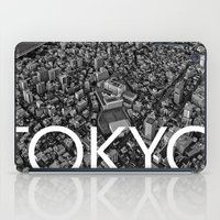 tokyo iPad Cases featuring TOKYO by Rothko