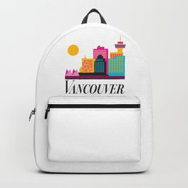 Vancouver Coal Harbour Backpack