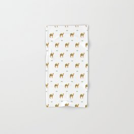 Camels all around Hand & Bath Towel