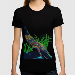 Colorful Lizard T-shirt