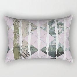 A is for Argus Rectangular Pillow