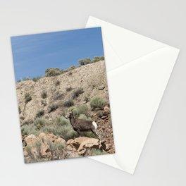 Bighorn Sheep 02 Stationery Cards