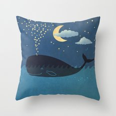 Star-maker Throw Pillow