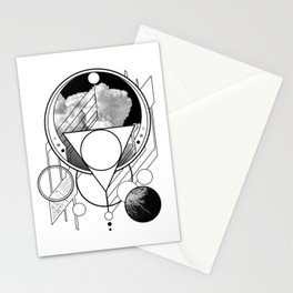 Open Arcana: Convergence Stationery Cards