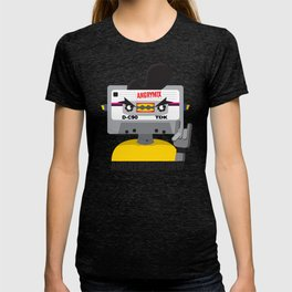 Angry Music Only T-shirt
