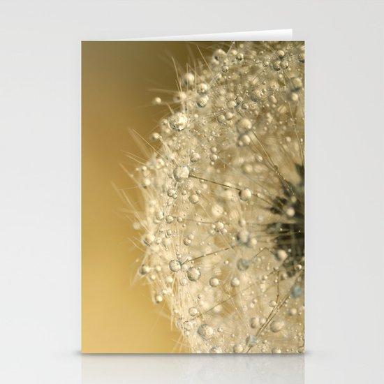 Sun Sparkled Dandy Stationery Cards