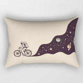 Cosmic Ride Rectangular Pillow