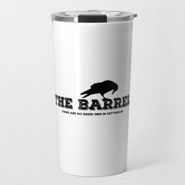 The Barrel Travel Mug