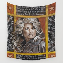 Dolly  Wall Tapestry