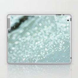 The Ocean's Glow Laptop & iPad Skin