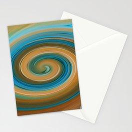 Magic Swirl Stationery Cards