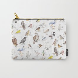 Birds of the Pacific Northwest Carry-All Pouch