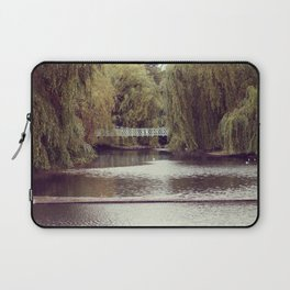 Park Bridge Laptop Sleeve